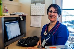 Nurse-Jacky